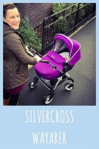 The Silvercross Wayfarer is great travel system that is compatable with the Maxi cosi pebble carseat