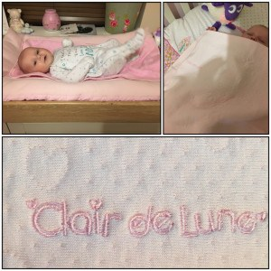 Clair de Lune cotton candy range