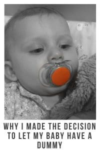 I used to think that letting your baby have a dummy was lazy parenting. That was until I had a child of my own then I realised why some babies need dummies to soothe themselves #dummies #dummy #pacifiers #parenting