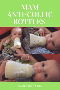 looking for a bottle to help your little one with colic have you tried MAM anti colic bottles ? we lovesd them