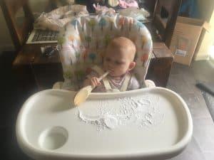My Little budding baker