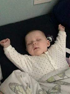 How does sleep time go in our house or lack of !