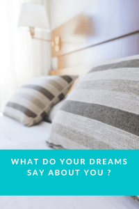 What do your dreams say about you ?