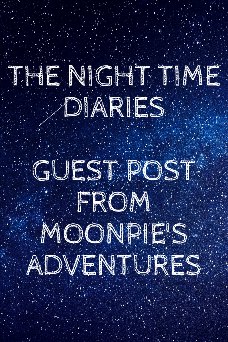 Moonpie's adventures night time