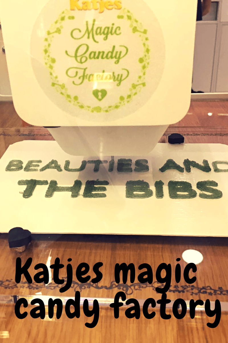 Katjes magic candy factory