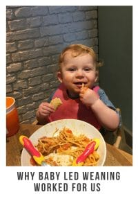 baby led weaning worked so well for us take a look why #weaning #babyledweaning #BLW #babies #children #parenting