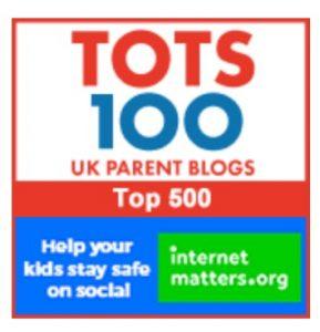 Tots 100 top 500 badge