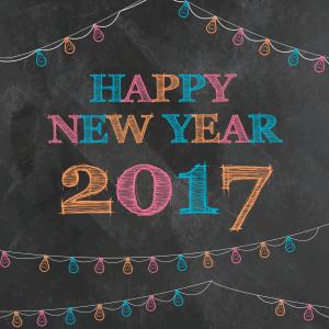 Blogging goals happy new year