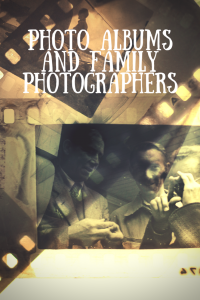 Things need to change, bring back photo albums and going to see a family photographer