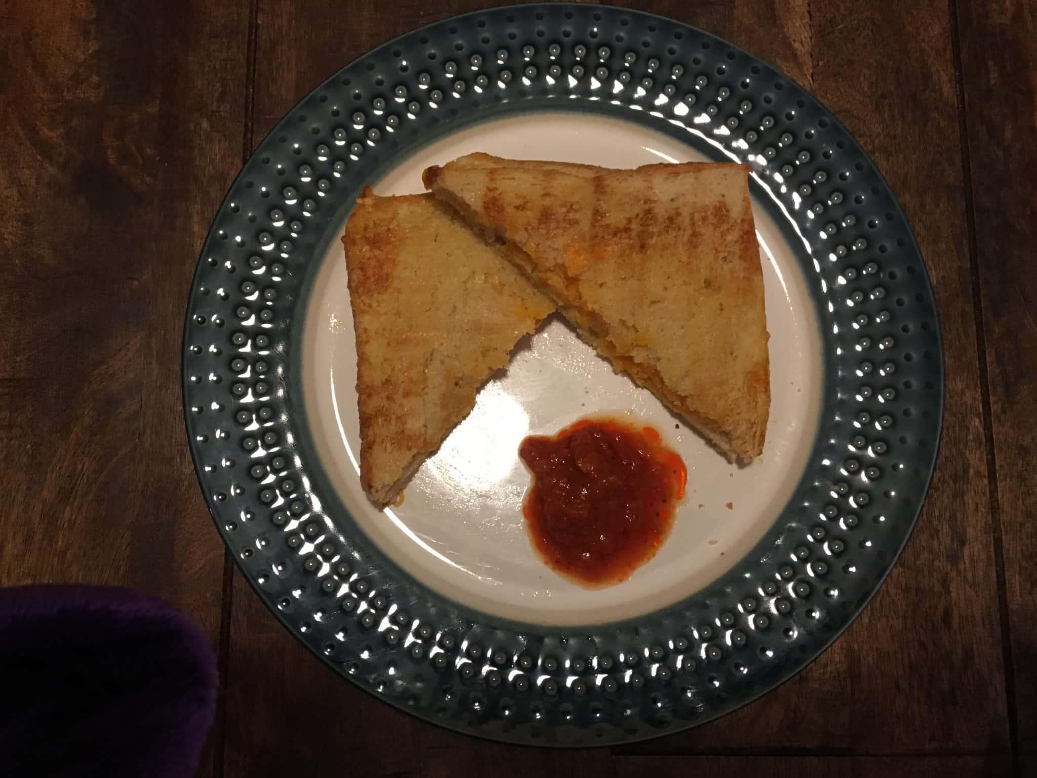 Cheese toastie to your door with cheeseposties