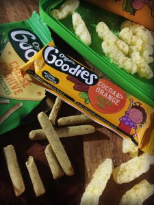 Organix lunch box fillers