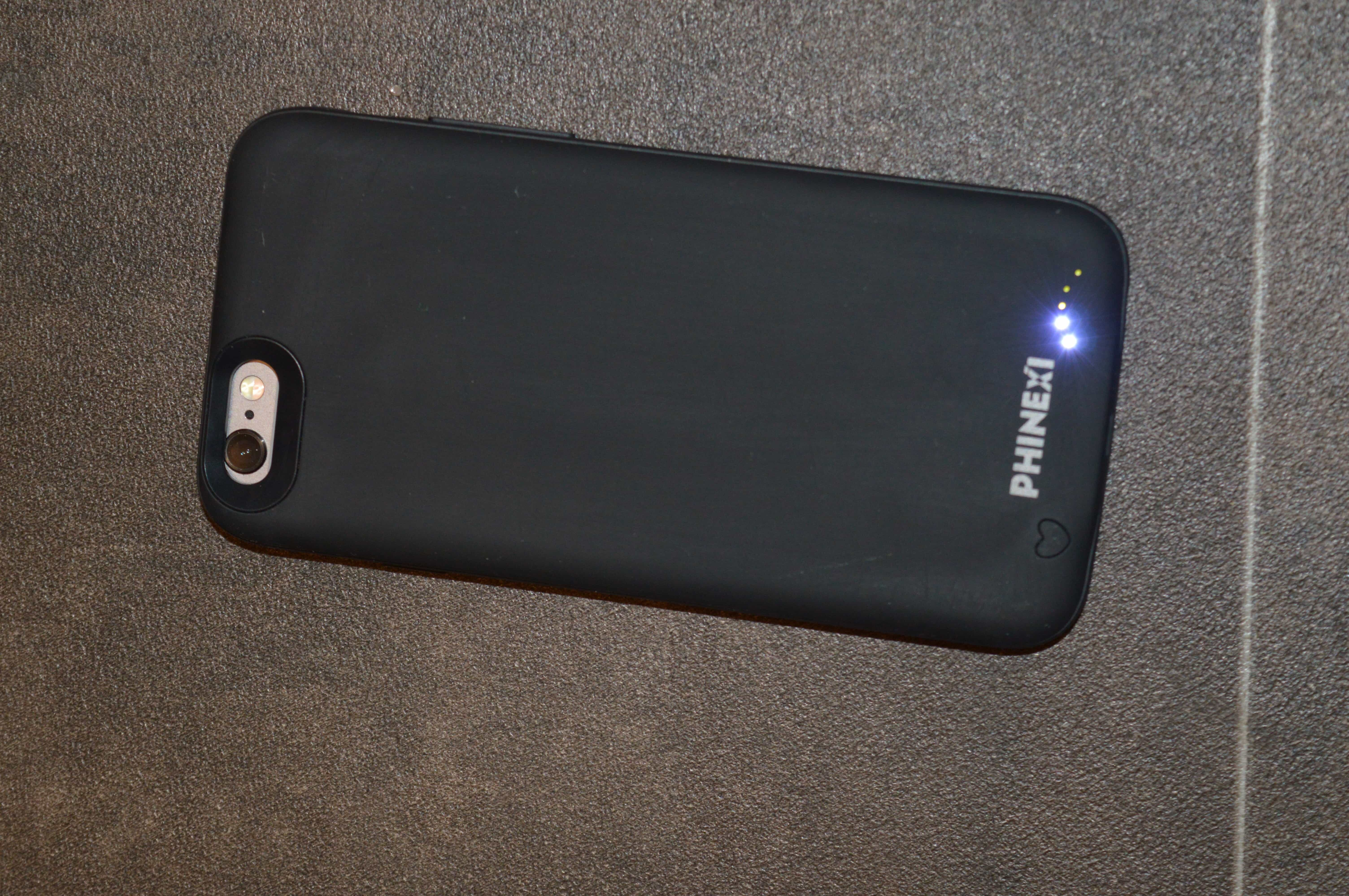 Phinexi charging case