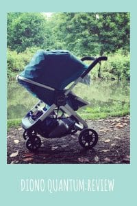 The Diono Quanyum is a fantasic pushair that converts from baby to toddler setting with ease  meaning i just need the one pushchair for my toddler and baby