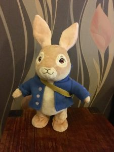 Peter rabbit hop with me: review