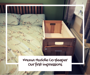 Our first impressions of the Knuma Huddle