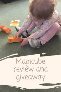 Magicube the magnetic buuilding blocks that let the imagination run wild