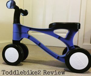 Toddlebike2 review : take a look at what we thought and how we got on
