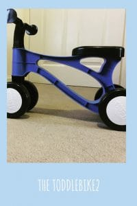 the Toddlebike2 is a great first bike for children so they can gain confidence on this before they go onto a proper bike