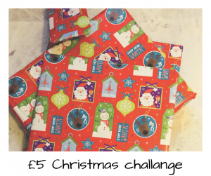 We took on the Sports Direct .com £5 Christmas Challenge #sdfiverchallenge