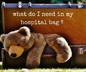 What to put in your hospital bag