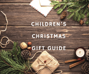 Christmas gift guide : something special for the kids