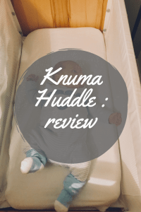 The Knuma Huddle is the co sleeper crib that makes those early days so much easier
