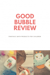 Good Bubble bath products for children review