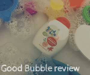 Good Bubble bath products : review