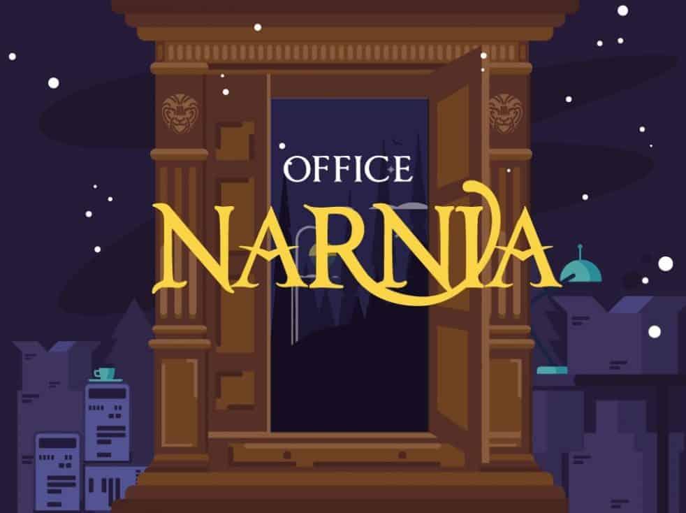 #officeNarnia