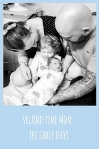 being a second time mom or parent can be hard. it is totally different that the first time around especially having a toddler around
