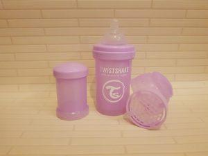Twistshake baby bottle