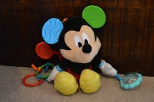 baby Mickey Activity toy
