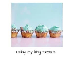 blog second birthday
