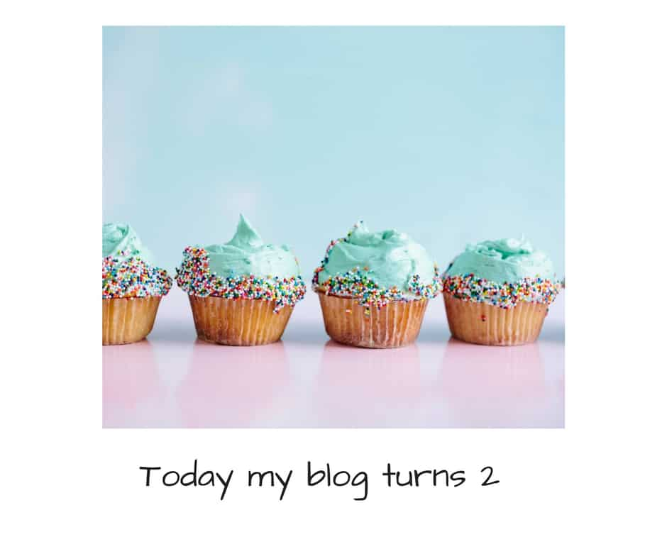 blog second birthday