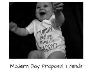 Modern Day Proposal Trends