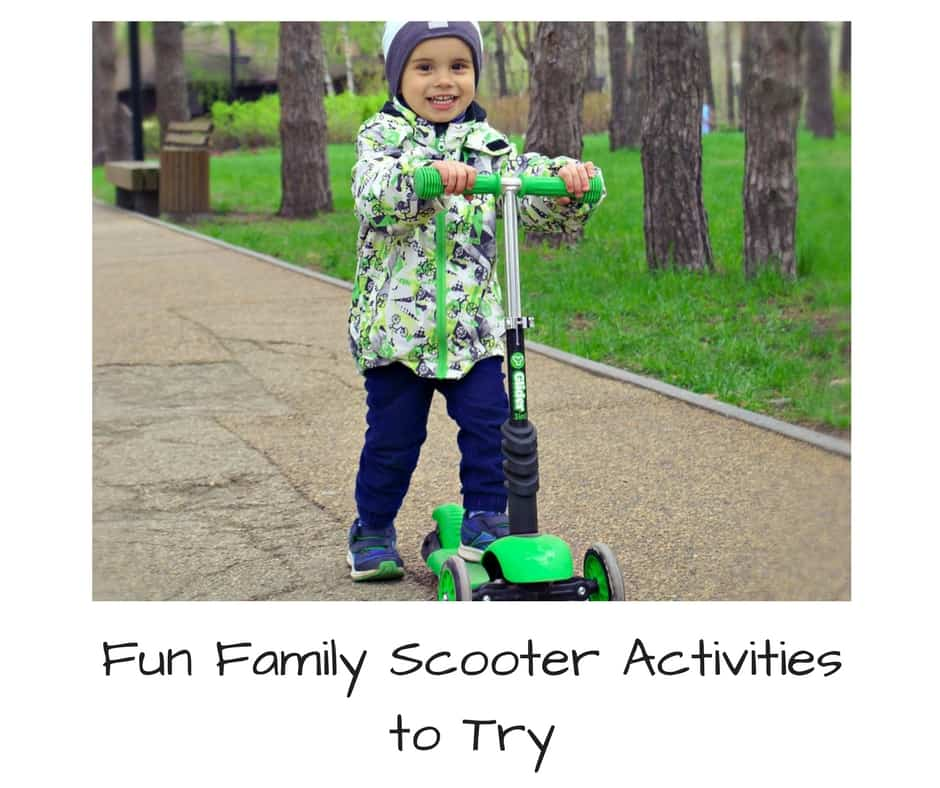 Fun Family Scooter Activities to Try