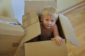 Things to consider on moving day : Moving house