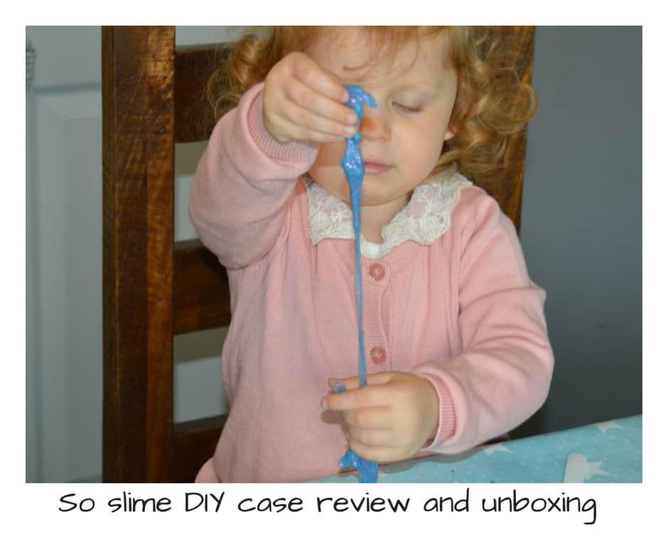So slime DIY case review