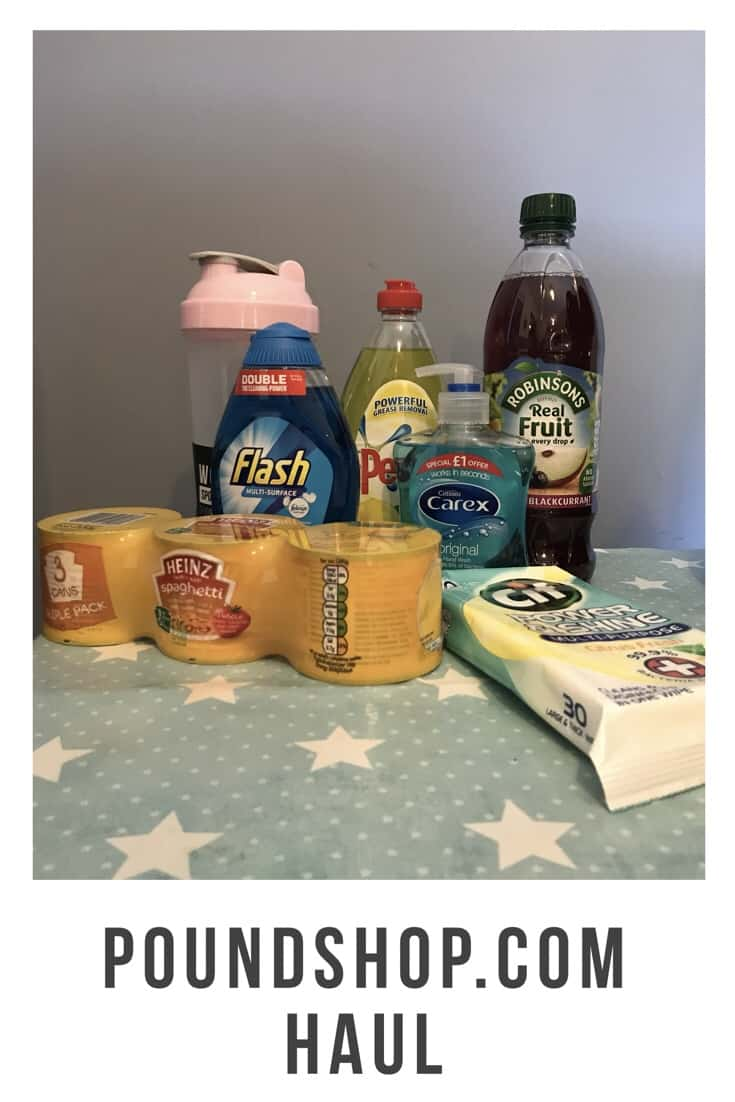 Pound shop haul including things for organisation of children's toys, grocery products and ideas #haul #poundshop #pound #shop #organisation #ideas #hacks