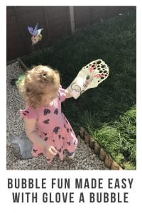 All kids love bubbles but not many of them can blow them . This is why you need a Glove A bubble . Easy bubbles for kids #bubbles #kids #blowing #Activties #children