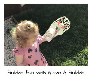 Glove A bubble making bubble fun easy : Review