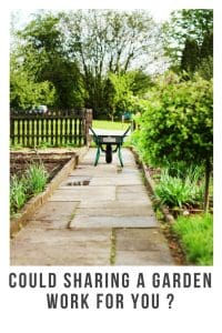 Not all houses have gardens these days. It may be that you share a plot of land with neighbours this is becoming more and more popular. It's something that bring everyone together #gardening #vegtablepatch #commmuninalgarden #sharingagarden