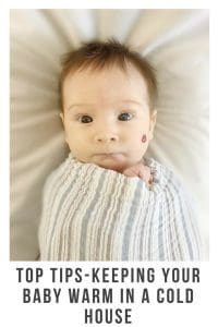 Top Tips_ Keeping Your Baby Warm In A Cold House #baby #weather #whattowear #heating #alternativeenergy #ideas #parenting