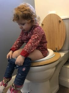 How to potty train a toddler in just two weeks