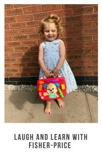 Fisher-Price make some fantastic toys that enable children to learn through role play like the sweet manors tea set and the Puppy's check-Up kit from their laugh and learn range #EYFS #roleplay #interactivetoys #leaningnewlanguages #toys #review #toddlers