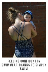 Finding a swimsuit you feel confident in can be hard. It's so important you feel happy and confident in what your wearing #onepiece #bodyconfidence #swimwear #tummycontrol #kidsswimwear #womansswimwear