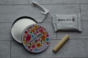 Baby Art imprint kit