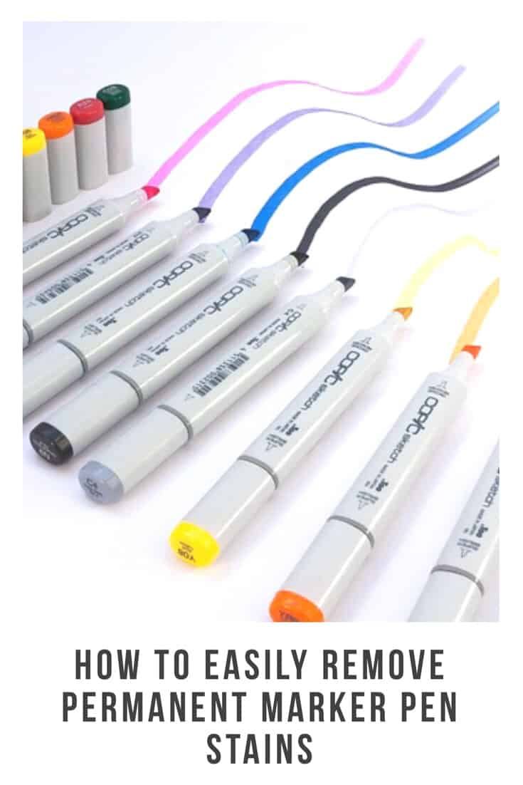 Kids manage to get marker pens on almost every thing . No matter how hard you try to hide them they always find them . Here are my top ways to get marker pens out of all different kind of materials and surfaces #hack #remover #tips #fromclothes #fromwalls #fromskin #fabrics #Everything