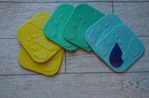 Saftey 1st bath pads