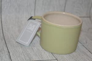 SuE Ure hand thrown mug makes the perfect gift idea